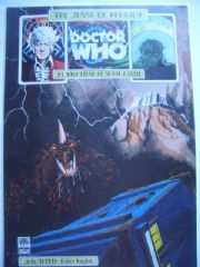 Doctor Who The Curse Of Peladon CMS In-Vision